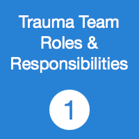 TR01 Trauma Team Roles and Responsibilties